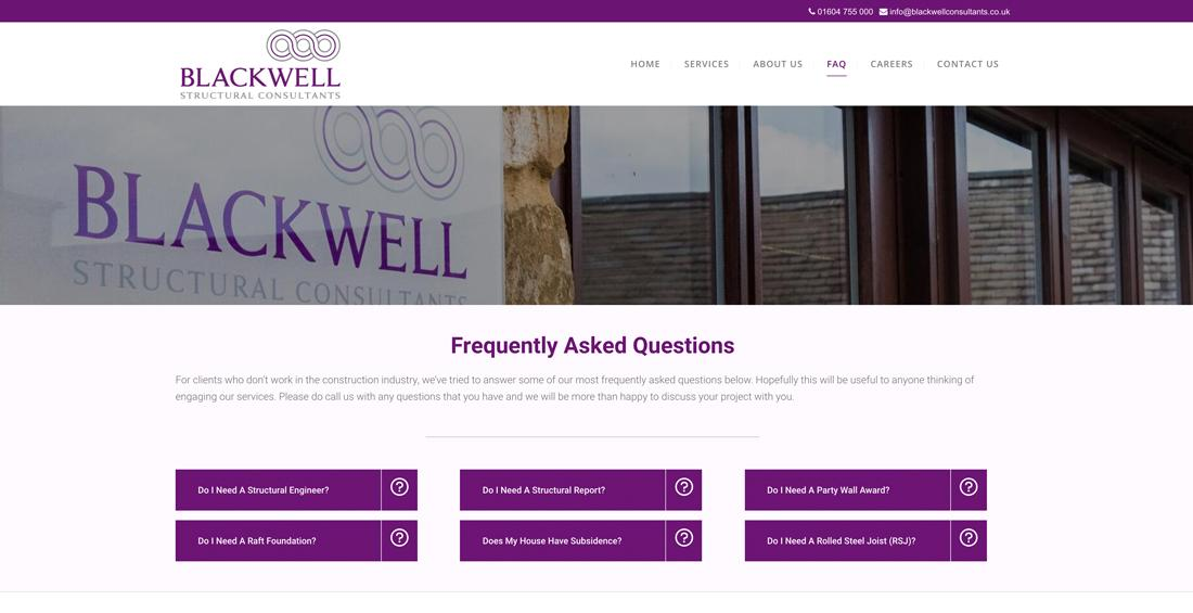 Blackwell Consultants