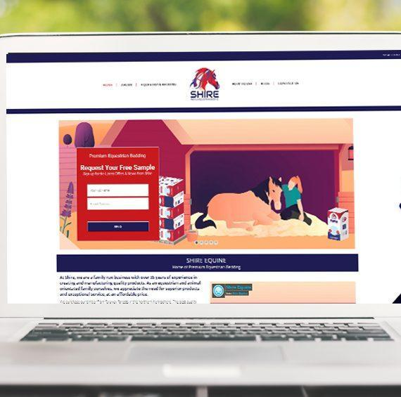Cambridgeshire Web Design