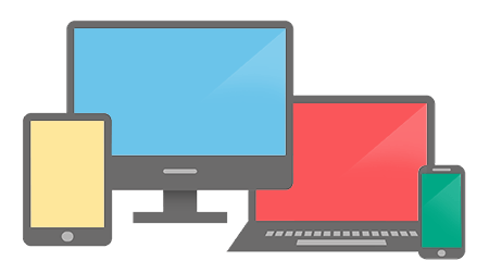 What is a mobile responsive website
