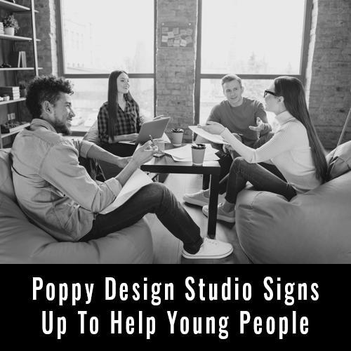 PDS SIGNS UP TO HELP YOUNG PEOPLE Poppy In The Community